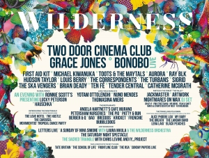Wilderness Festival 2017