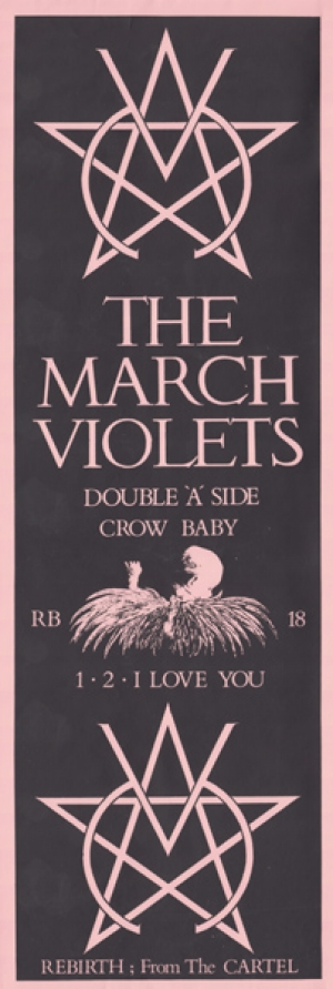 Crow Baby poster 1983