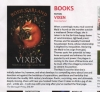 Vixen review - Diva August 2014