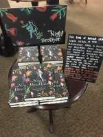 The Night Brother - Waterstones Deansgate