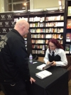 The Palace of Curiosities Launch, 27.3.2013, Waterstones Deansgate, Manchester.