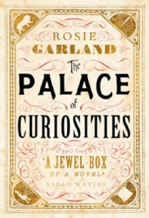 The Palace of Curiosities final cover