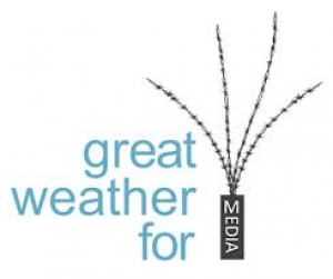 Great Weather for Media logo