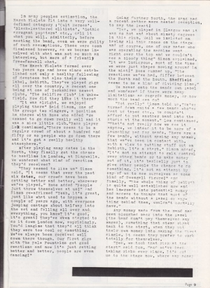 Whippings and Apologies zine 1983 - p2